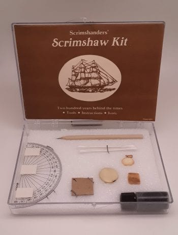 scrimshaw kit for beginners