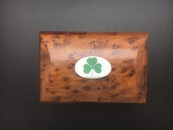 Thuya Wood gift box